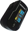 McKesson Handheld Finger Pulse Oximeter, Battery Operated, Without Alarm