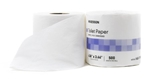 "McKesson Toilet Tissue, White, 2-Ply Standard Size Cored Roll, 500 Sheets 3.66 X 4.06"", 96/CS"