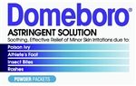 Domeboro Powder Packets, 2.2 gm, 12/BX