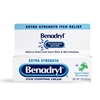 Benadryl Itch Relief Cream, X-Strength, 1 oz. Tube