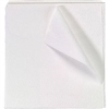 "McKesson General Purpose Drape Sheets, White, 40"" x 48"", 2-Ply Pebble-embossed, Non-Sterile, 100/CS"