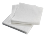"Drape Sheets, General Purpose, White, 40""x60"", 2-Ply Pebble-embossed, Non Sterile, 100/CS"
