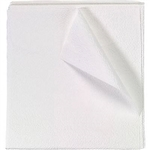 "McKesson General Purpose Drape Sheets, 40"" x 48"", 3-Ply Pebble-embossed, White, 100/CS"