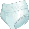 "Protective Underwear, Simplicity, Large, 44""-54"", 72/CS"