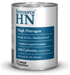 Isosource HN, Unflavored, 8 oz, 24/case