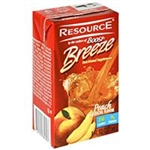 Resource Fruit Beverage, Peach, 8 oz, 27/case