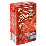 Resource Breeze, Wild Berry, 8 oz, 27/case