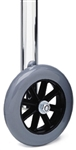 "Sunmark® Econo 5"" Walker Wheels, Fixed"