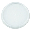 Vented Lid, Translucent, 1000/CS (for use with 20 oz. cups)