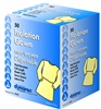 Isolation Gown Fluid Resistant, Yellow, Full Back, Universal, 10/5/CS