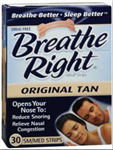 Nasal Strips Breathe Right, 30/BX
