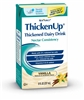 Resource, Dairy Thickened Beverage, Vanilla, 8 oz, Ready-To-Use (Nectar Consistency), 27/case
