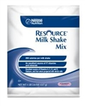 Resource Milk Shake Powder, Strawberry, 1 lb. 2.6 oz, 6/case