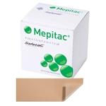 "Mepitac Medical Tape, Silicone, 1-1/2"" x 59"""