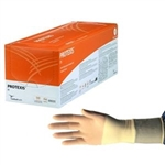 Protexis PI Surgical Glove, Powder-Free, 9.1 mil Thick, Size 7.5, 50pr/Bx