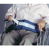 Wheelchair Softbelt, Self Release, w/ Side Release Buckle