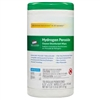 Clorox Hydrogen Peroxide Wipes, 6.75 x 5.75, 2 Canisters