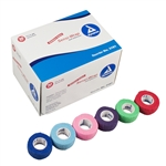 "Sensi Wrap Self Adherent Bandages, Rainbow Colors, 1"" x 5 yds, 30/CS"