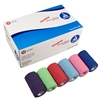 "Sensi Wrap Self Adherent Bandages, Rainbow Colors, 4"" x 5 yds, 18/CS"