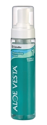 Aloe Vesta 3-in-1 Cleansing Foam, 8 oz. Pump Bottle