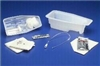 Add-A-Cath Open System Urethral Catheter Tray, Without Catheter, 20/CS