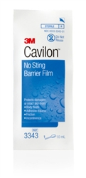 Cavilon Barrier Film, 1.0 mL Wand, Alcohol Free, No Sting, 25/BX