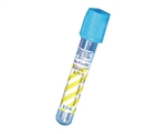 BD Vacutainer Plus, 13 X 75 mm, 2.7 mL, Light Blue, 100/BX