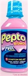 Pepto Bismol Max, Anti-Diarrheal Oral Suspension, 8 oz, 525 mg