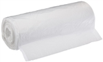 "Clear Liner Roll, 38"" x 58"", 2 Mil, 100/CS"