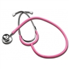Grafco Dual-Head Stethoscope, Hot Pink