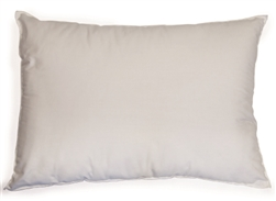 "Disposable Bed Pillow, White, 21x26"", Each"