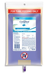 Compleat, Unflavored, 1500 ml, 4/case