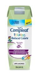 Compleat Pediatric, Reduced Calorie - 150 Calories, Unflavored, 250 ml, 24/case