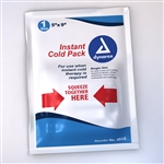 "General Purpose Instant Cold Pack, Disposable, 5"" x 9"", 24/CS"