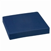 "Polyfoam Wheelchair Cushion, Navy, 18"" x 16"""