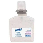 Purell TFX Hand Sanitizer, 1200 mL, 70% Ethyl Alcohol, Refill Bottle, 4/cs