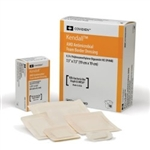 "AMD Antimicrobial, Foam Border Dressings, 3.5"" x 3.5"", Sterile"