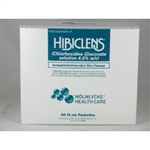 Hibiclens Surgical Scrub Skin Cleanser, 15 mL Packet, 50/BX