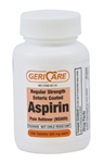 McKesson Aspirin Pain Relief, 325 mg Strength, Tablet, 100/BT
