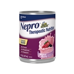 Nepro with Carb Steady Oral Supplement/Tube Feeding, Mixed Berry, 8 oz. Cans, 24/CS