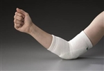 Posey Heel/Elbow Protector Sleeve, Medium, White, 1 Pair