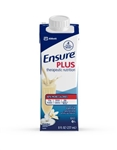 Ensure Plus Oral Supplement, Vanilla, 8 oz., 24/CS