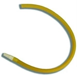 "Extension Tubing, Bard"", 18"", Latex, With Connector"