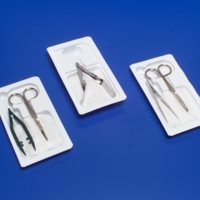 Curity Suture & Staple Removal Kit