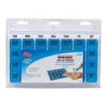 7 Day One-Day-At-A-Time Pill Organizer, Large