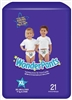 WonderPants Training Pants, 4T-5T, 35+ lbs., X-Large, 21/PK 4PK/CS