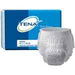 Tena Protective Underwear Pull On, Plus, Medium, 18/PK, 4PK/CS