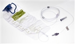 Enteral Feeding Pump Spike Set with Bag Kangaroo epump ENPlus 1000 mL, 30/CS