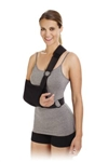 Procare Shoulder Immobilizer, Large, Poly Cotton, Contact Closure