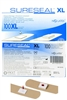 "Sureseal Pressure Bandage, X-Large, Cellulose Pad, 1.25""x2.75"", 100/BX"